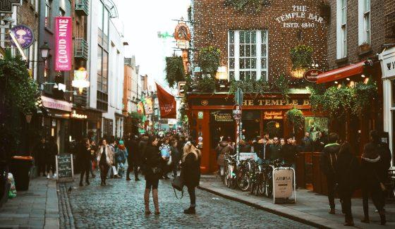 Experiencing the hidden gems of Dublin, Ireland