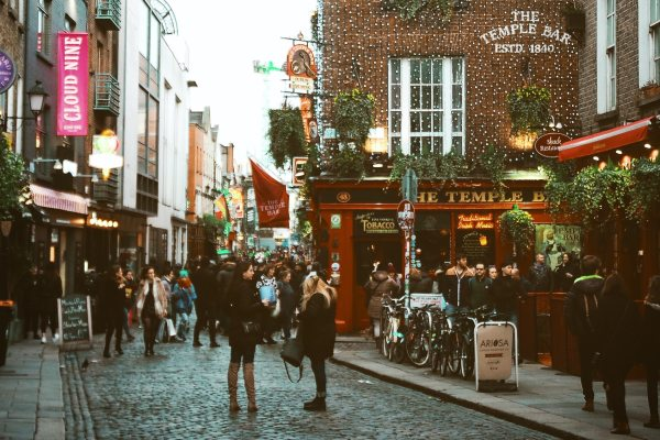 Experiencing the hidden gems of Dublin, Ireland