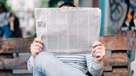 Good old student news: why it's worth reading