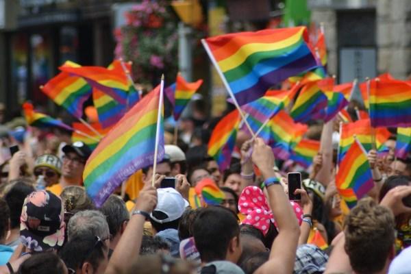 I love Pride, others NEED Pride
