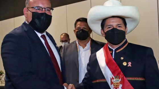 Pedro Castillo Wins Peru's Presidential Election