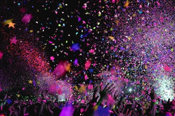 Festivals provide invaluable research – keep the party going