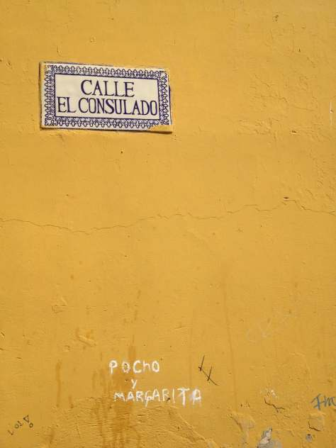 And this is where I did it - Granada, Nicaragua.