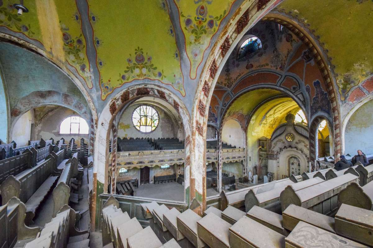 The Subotica Synagogue: A Troubled Past in Technicolor