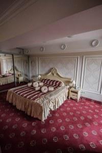 Soviet Hotel - VIP suite in the Hotel Bukovyna, Chernivtsi