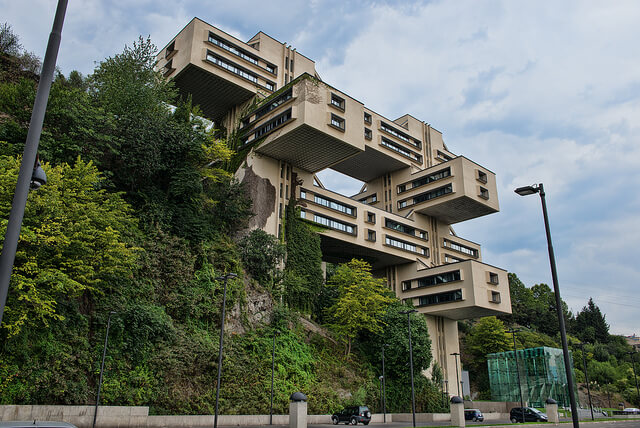 The Soviet Architecture Nerd's Guide to Tbilisi, Georgia