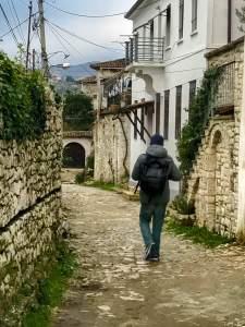 albania road trip berat