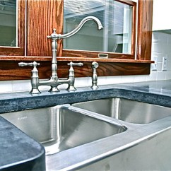 Cement Kitchen Sink Anti Fatigue Mats Concrete Countertops By Creations In Arkansas