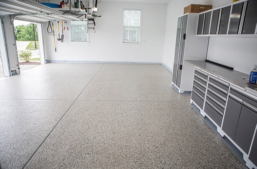 How To Clean Garage Floor After Winter  TcWorksOrg
