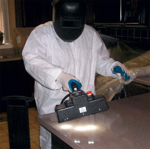 An Introduction To UV Curing Equipment For Concrete