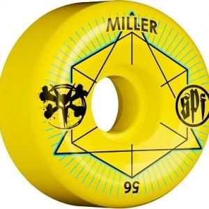 BONES WHEELS SPF Pro Miller Inner II Wheel 56mm