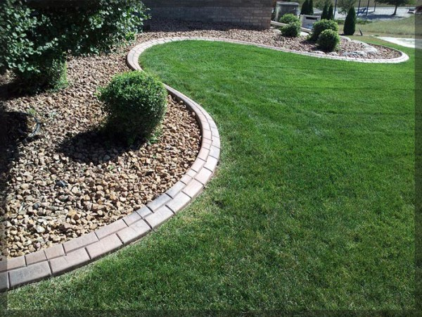 concrete edging mn - curb creations