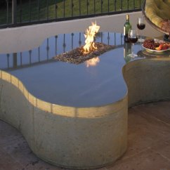 Build Kitchen Table Tables And Chairs Concrete Fire | Cheng Exhange