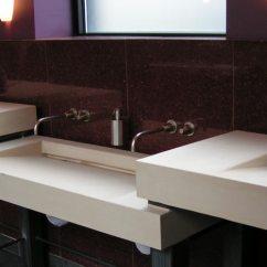 Small Kitchen Sinks Remodel Dallas Multi-level Concrete By Chris Becker | Exchange