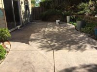How To Seal A Concrete Patio Simple Weekend Project Tools ...