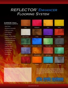 Reflector red color chart front web also charts rh concreteflooringlakeozark