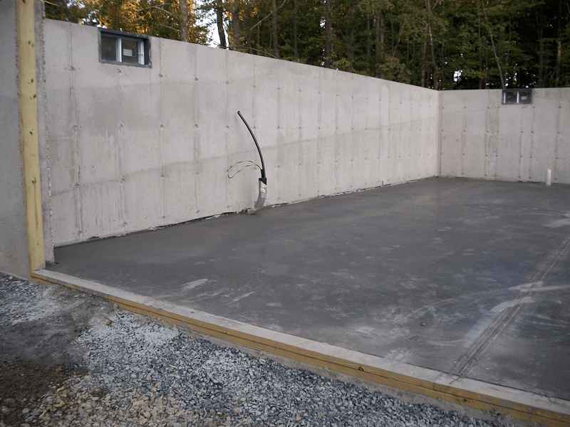Concrete Basics Heat of Hydration  ConcreteIDEAS