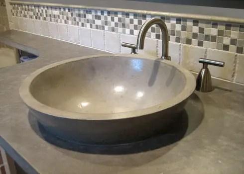 Concrete Sink Diy
