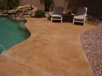 Concrete Patios - ConcreteIDEAS