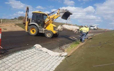ACM Project – Roadside Swale Drain – Beaudesert QLD