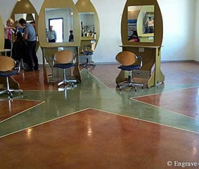 Sealing Stained Concrete