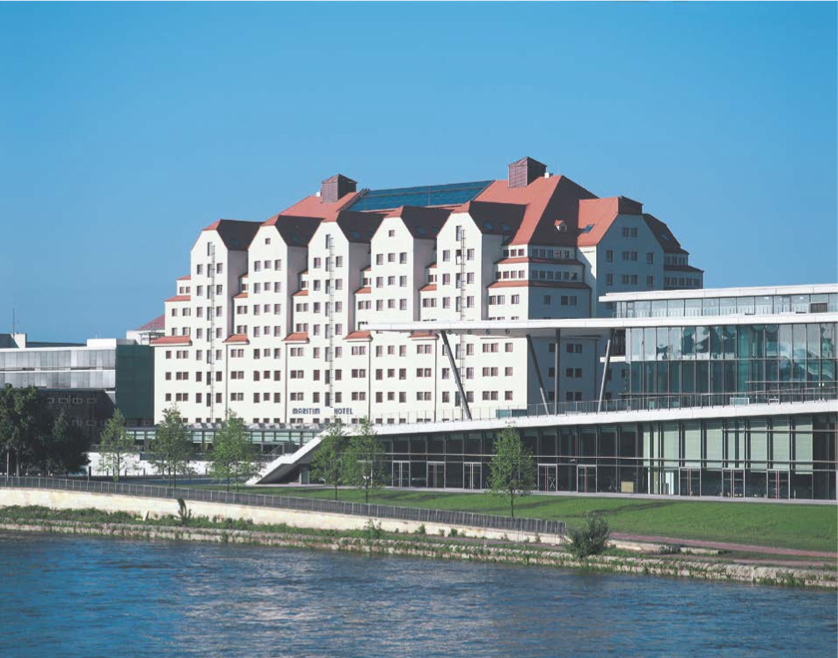 11th International Conference on Concrete Block Pavement (ICCBP '15) to be Held in Dresden, Germany, September 8-11, 2015