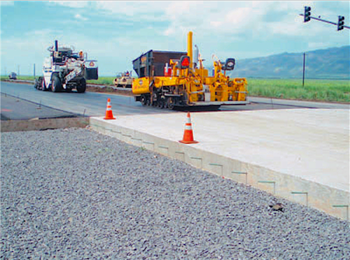 """Nigeria: """"Concrete Pavement Roads are """"THE WAY TO GO""""—Sustainability, Much Lower Maintenance, & Lower Costs"""""""