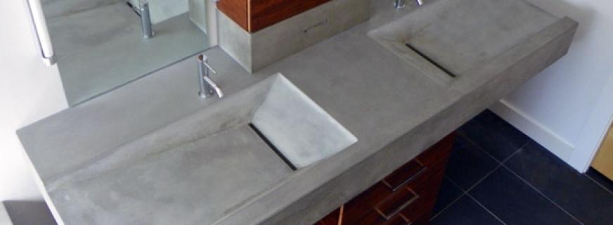 denver colorado concrete sinks