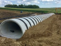 Precast Concrete Products Accelerate Highway 20 ...