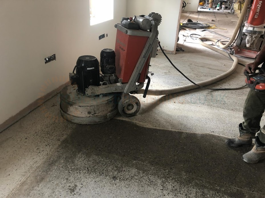 Concrete Polishing Meifod Office