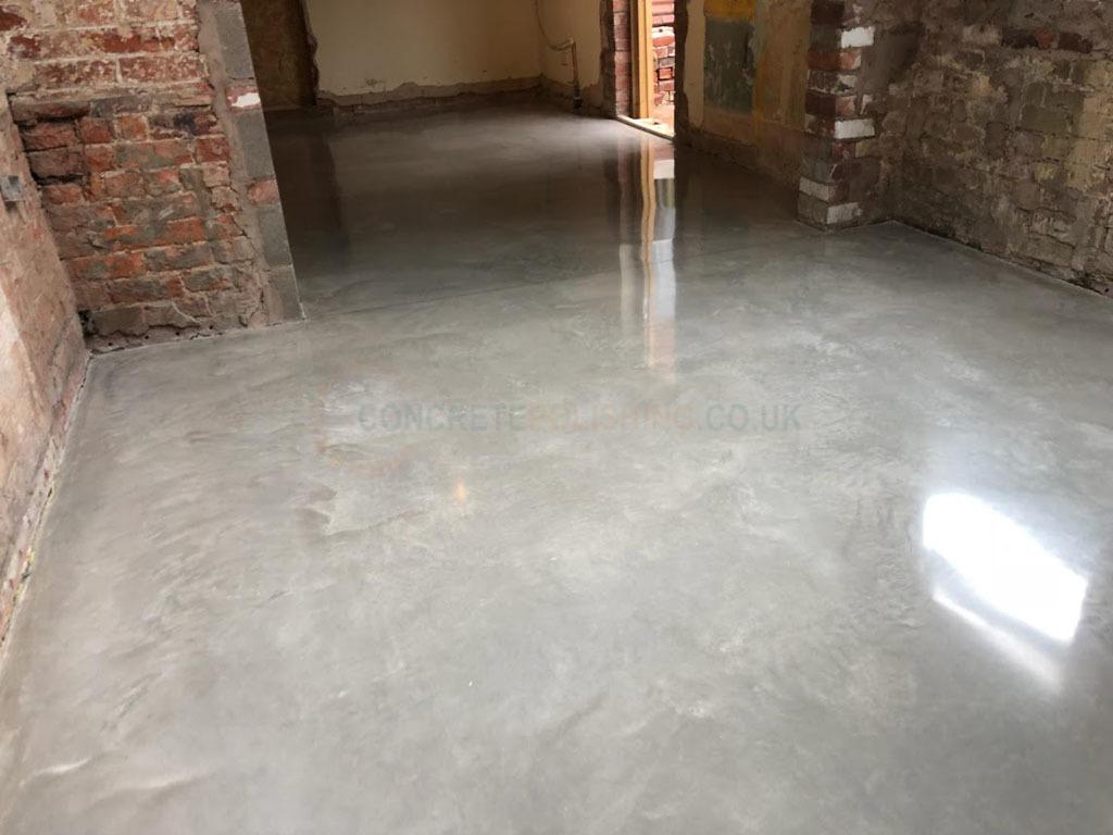 Concrete Polishing Gresford Wrexham
