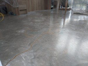 Gold Crack Concrete Repair