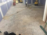 Poly Crete urethane cement repairs moisture readings in ...