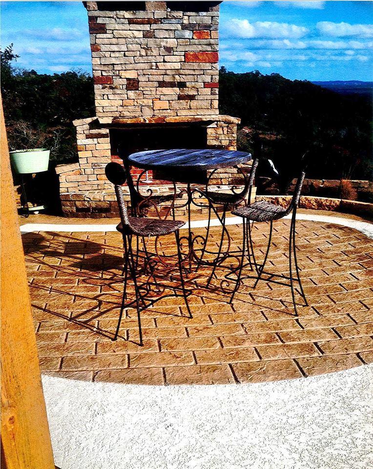 Stamped Concrete Las Vegas, NV: Patios, Pool Decks, Driveways