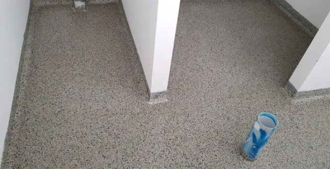 Coburg Primary School Non-Slip Hygienic Toilet Flooring 1