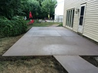 NJ| Concrete Work's Services: Slabs Driveways Patios Repair