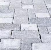 remove mold on concrete patio stone