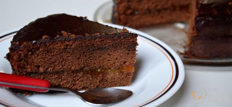 Tarta Sacher – receta