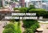 Concurso Pubico Concordia SC