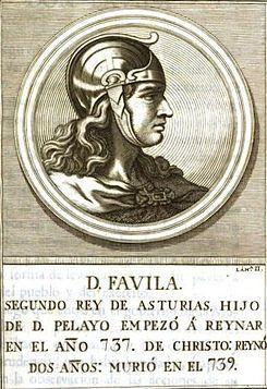 Fafila o Favila