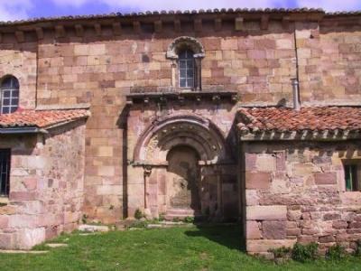 Iglesia de Santa Eulalia de Brañosera