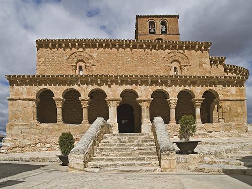 Nuestra Señora del Rivero en San Esteban de Gormaz