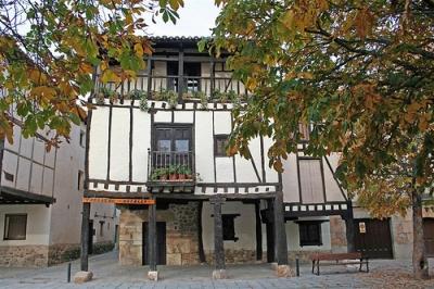 Casa de doña Sancha en Covarrubias
