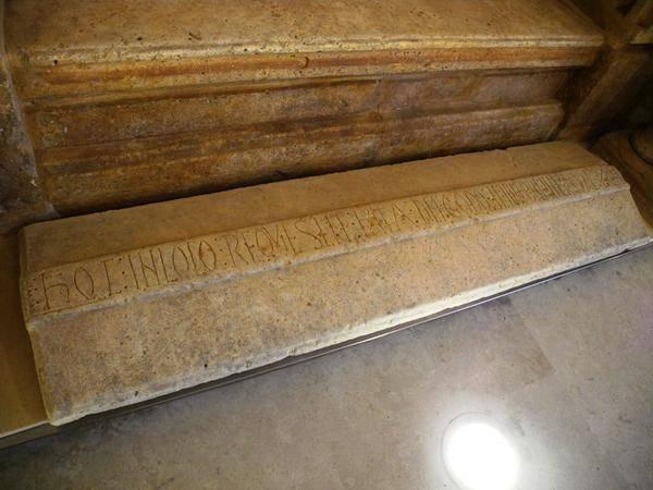 Lápida sepulcral de Doña Godo