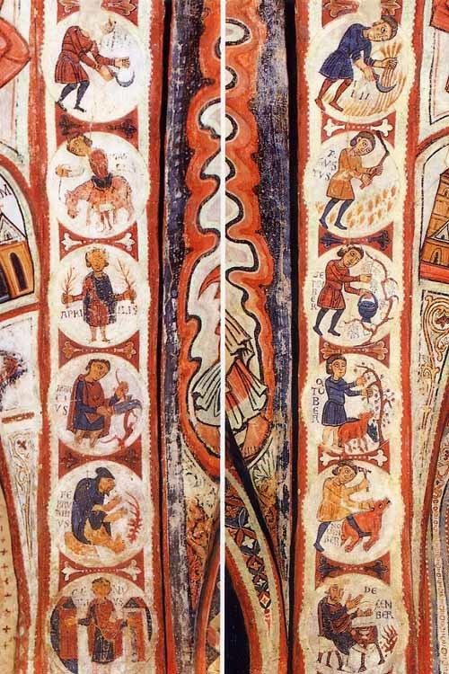 Calendario medieval cristiano: cálculo e interpretación de fechas