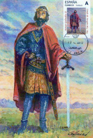 Aznar II Galíndez por Antonio Callaved