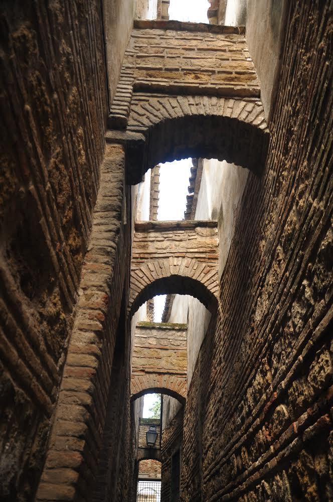 Calleja de los Arquillos en Córdoba