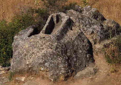 Necrópolis de Calatañazor