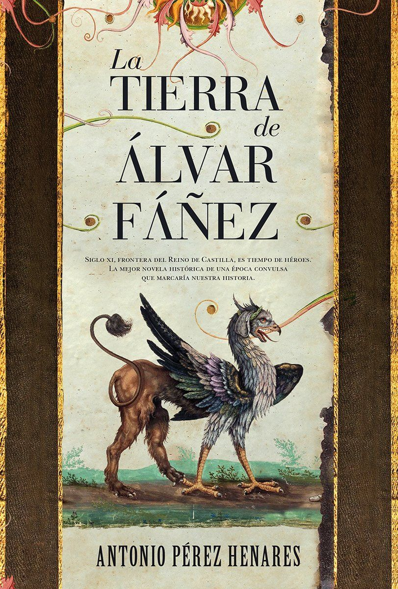 La tierra de Álvar Fáñez Book Cover