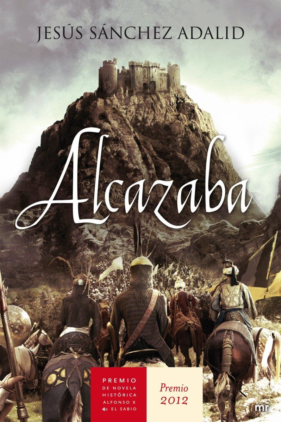 Alcazaba Book Cover
